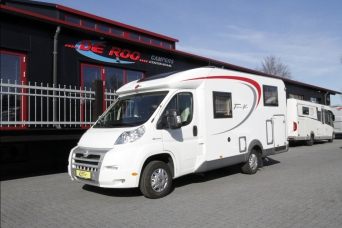 Burstner Travel Van T620 -2013-